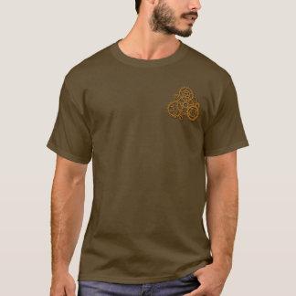 Clockwork core (brown/brown) T-Shirt