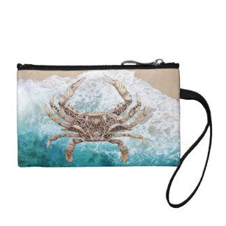 "Clockwork Crab ""Wet Specimen"" Coin Purse"