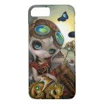 """Clockwork Dragonling"" iPhone 7 Case"