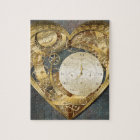 Clockwork Heart Jigsaw Puzzle