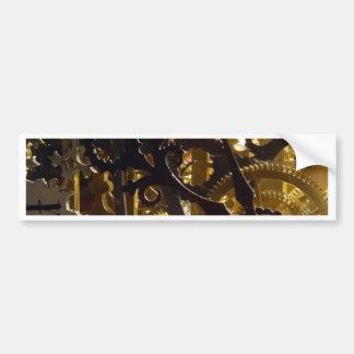 Clockwork Masterpiece Bumper Sticker