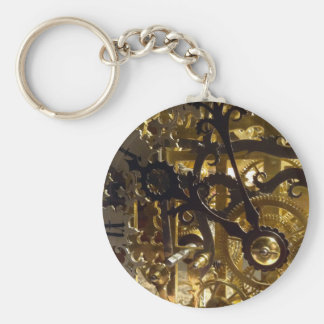 Clockwork Masterpiece Keychain