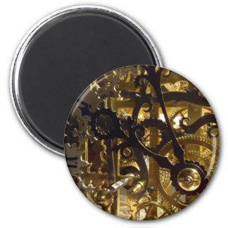 Clockwork Masterpiece Magnet