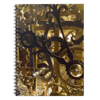 Clockwork Masterpiece Notebook