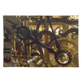 Clockwork Masterpiece Placemat