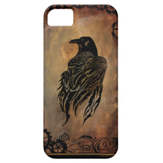 Clockwork Raven iPhone 5 Covers