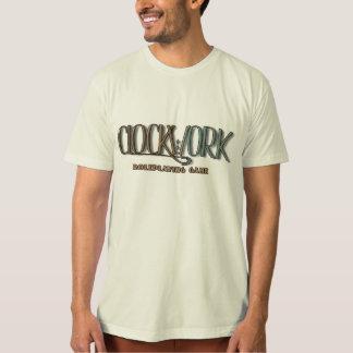 Clockwork Roleplaying Game Logo T-Shirt