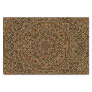 Clockwork Steampunk Custom Tissue Paper