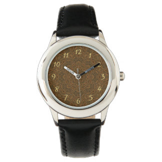 Clockwork Steampunk Custom  Vintage Kids Watch