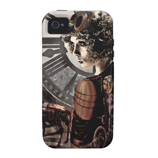 clockwork steampunk iphone Case-Mate iPhone 4 case