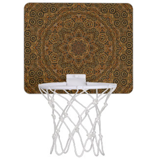 Clockwork Vintage Kaleidoscope  Basketball Hoops