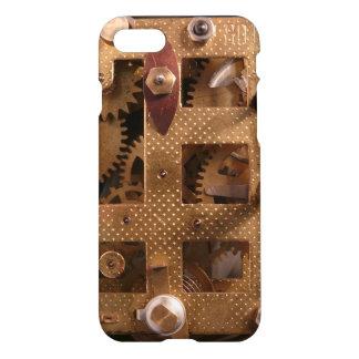 Clockworks Gear Mechanisms iPhone 7 Case