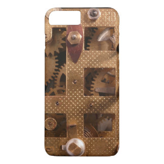 Clockworks Gear Mechanisms iPhone 7 Plus Case