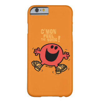 Clog Dancing Mr. Noisy Barely There iPhone 6 Case