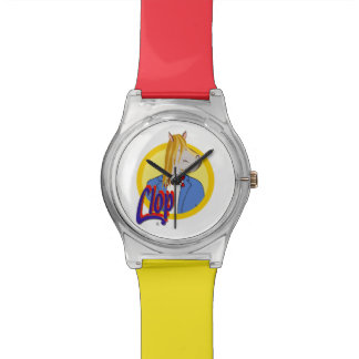 Clop Collection: The Watch! Wrist Watch