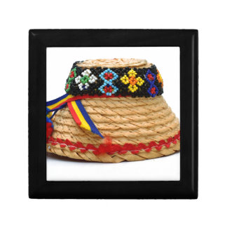 clop traditional hat gift box