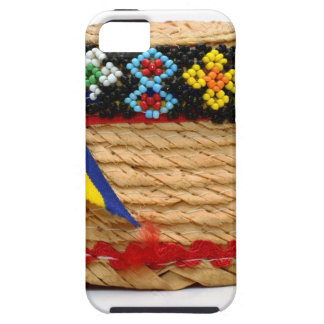 clop traditional hat iPhone 5 cases