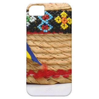 clop traditional hat iPhone 5 covers