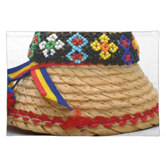clop traditional hat placemat