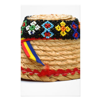 clop traditional hat stationery