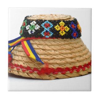 clop traditional hat tile