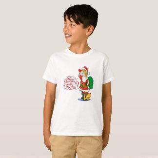Clop's Christmas T-shirt for children! Wow!