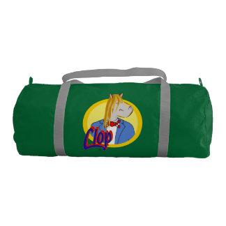 Clop's Green Bag.. Wow! Gym Bag