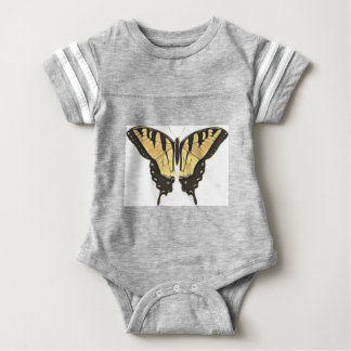 close Butterfly Baby Bodysuit