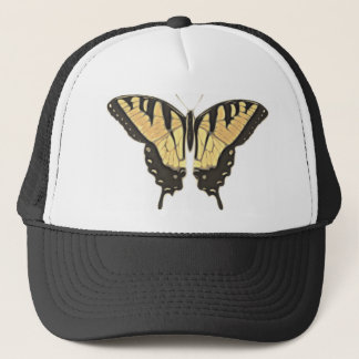 close Butterfly Trucker Hat