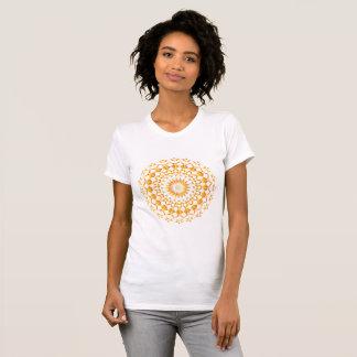 Close-lying close Mandala ladies T-shirt