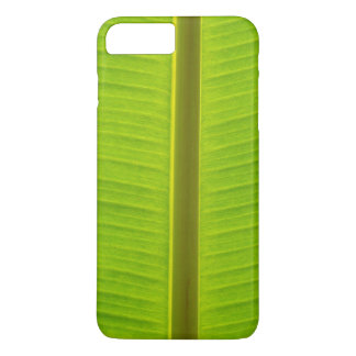Close-Up Banana Leaf iPhone 7 Plus Case