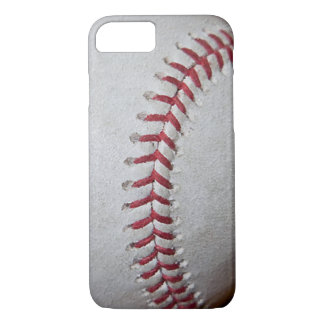 Close-up Baseball iPhone 7 Case