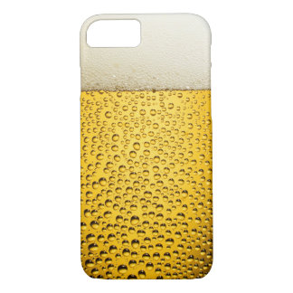 Close-up Beer Glass iPhone 7 Case
