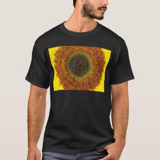Close up heart of sunflower T-Shirt