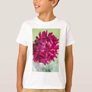 Close-up image of the flower Aster T-Shirt