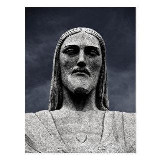 Close-up in Rio de Janeiro postcard