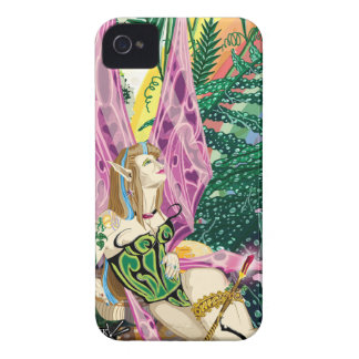 Close-Up Miranda iPhone4/4S Cases