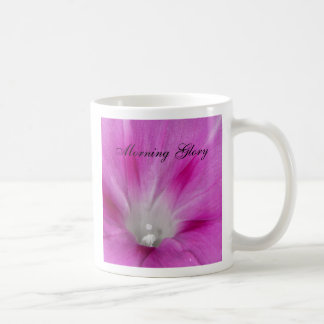 Close-up Morning Glory Coffee Mug