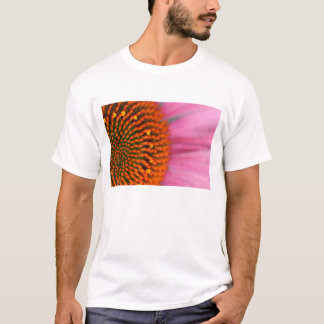 Close-up of a Cone Flower in the summertime, T-Shirt