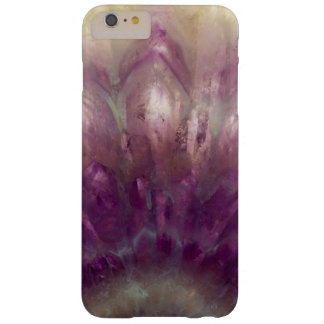 Close up of a purple Amethyst Barely There iPhone 6 Plus Case