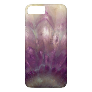 Close up of a purple Amethyst iPhone 8 Plus/7 Plus Case