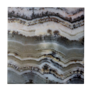 Close up of a Silver Lace Onyx Tile