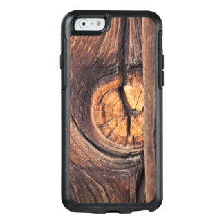 Close up of a wood knot, California OtterBox iPhone 6/6s Case