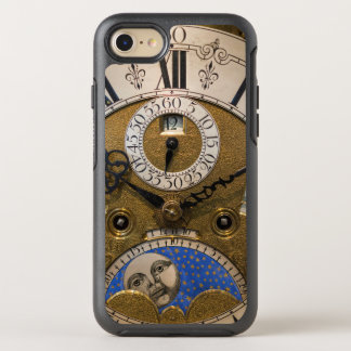 Close up of an old clock, Germany OtterBox Symmetry iPhone 7 Case