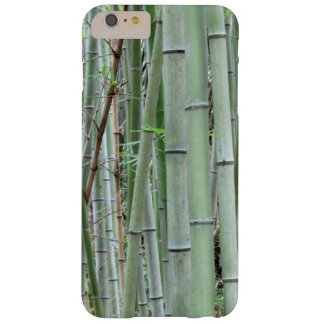 Close-up of bamboo grove barely there iPhone 6 plus case