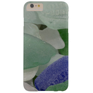 Close up of beach glass, Alaska Barely There iPhone 6 Plus Case