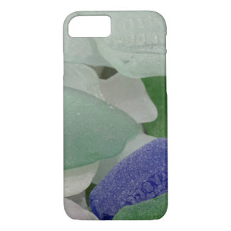 Close up of beach glass, Alaska iPhone 8/7 Case
