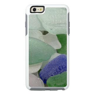 Close up of beach glass, Alaska OtterBox iPhone 6/6s Plus Case