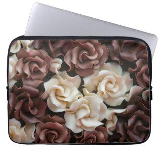 Close Up of Chocolates Laptop Sleeve