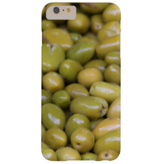 Close Up Of Green Olives Barely There iPhone 6 Plus Case